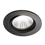 OutledTL 230V Led Inbouw Spot Philo - 5.5 watt - Dimbaar -  Warm wit - 2700K