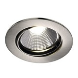 OutledTL 230V Led Inbouw Spot Protos - 5.5 watt - Dimbaar - Warm wit - 2700K