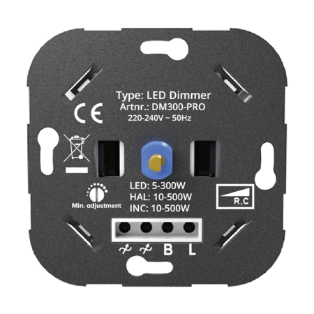 Blinq88 LED DIMMER PRO - LEADING/TRAILING EDGE 5-300W