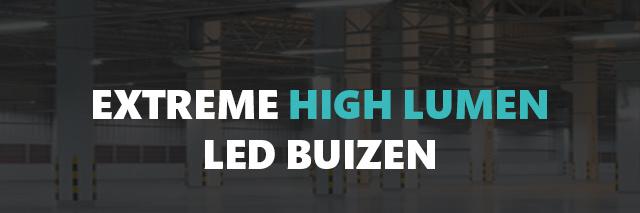 Extreme High Lumen Led Buizen