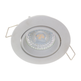 Philips LED Inbouwspot Xander  - Dimbaar - Philips - Mat wit