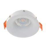 Philips LED Inbouwspot Andy - Dimbaar - Philips - Mat Wit