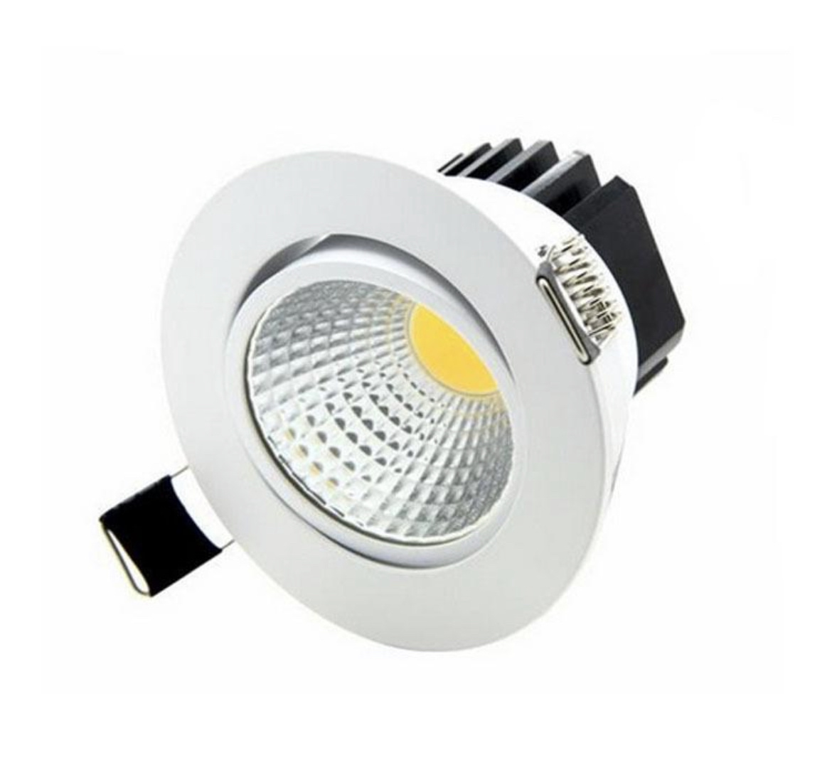 Led inbouwspots wit