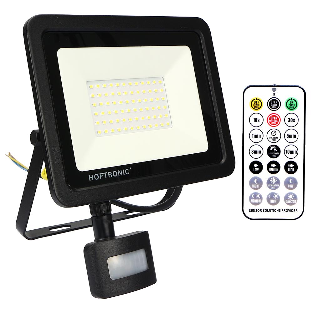 LED Breedstralers