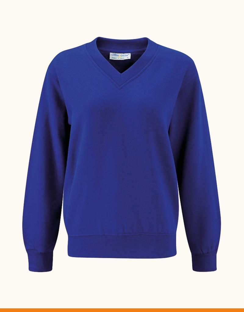 Banner Select V-Neck Sweatshirt (3SV) (BEL)