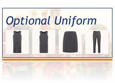 Grange Park - Optional Uniform
