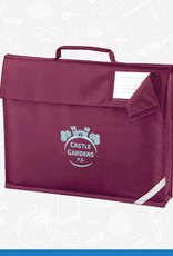 Quadra Castle Gardens Book Bag (QD51)