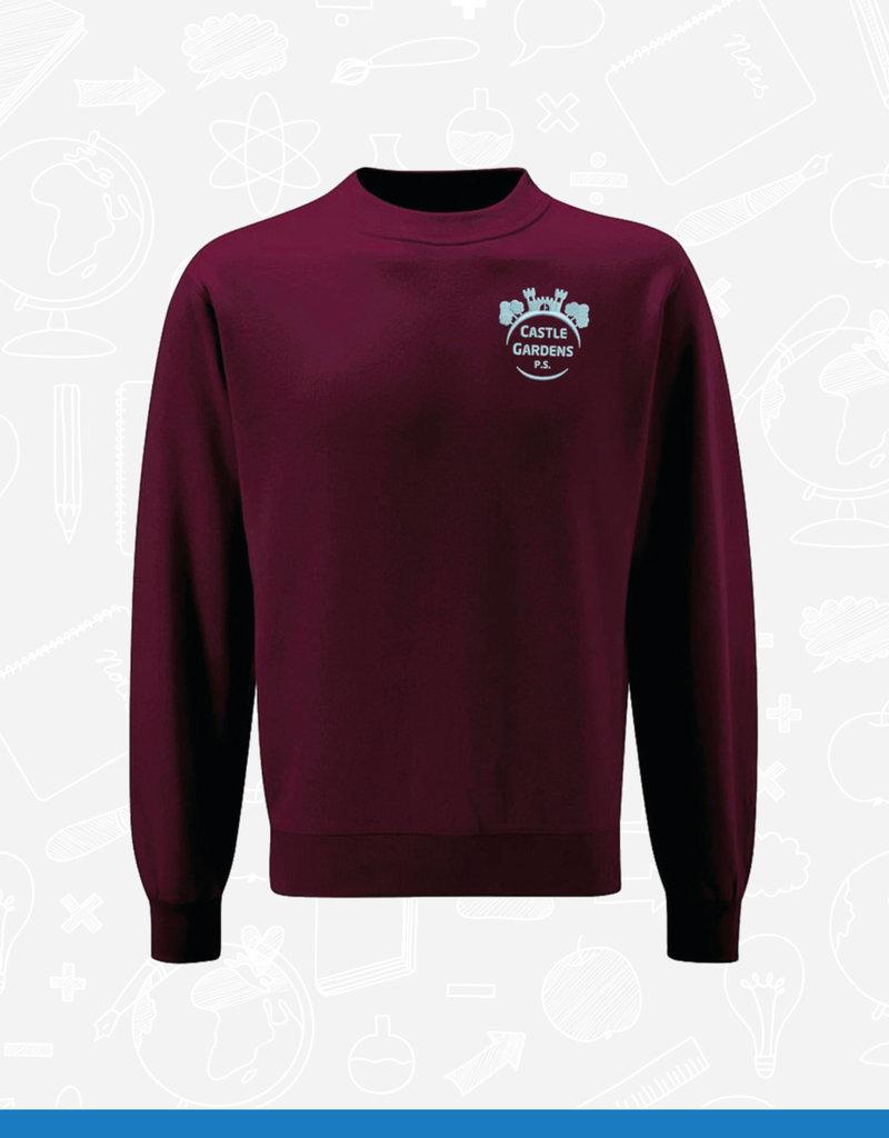 Banner Castle Gardens Sweatshirt (3SD)