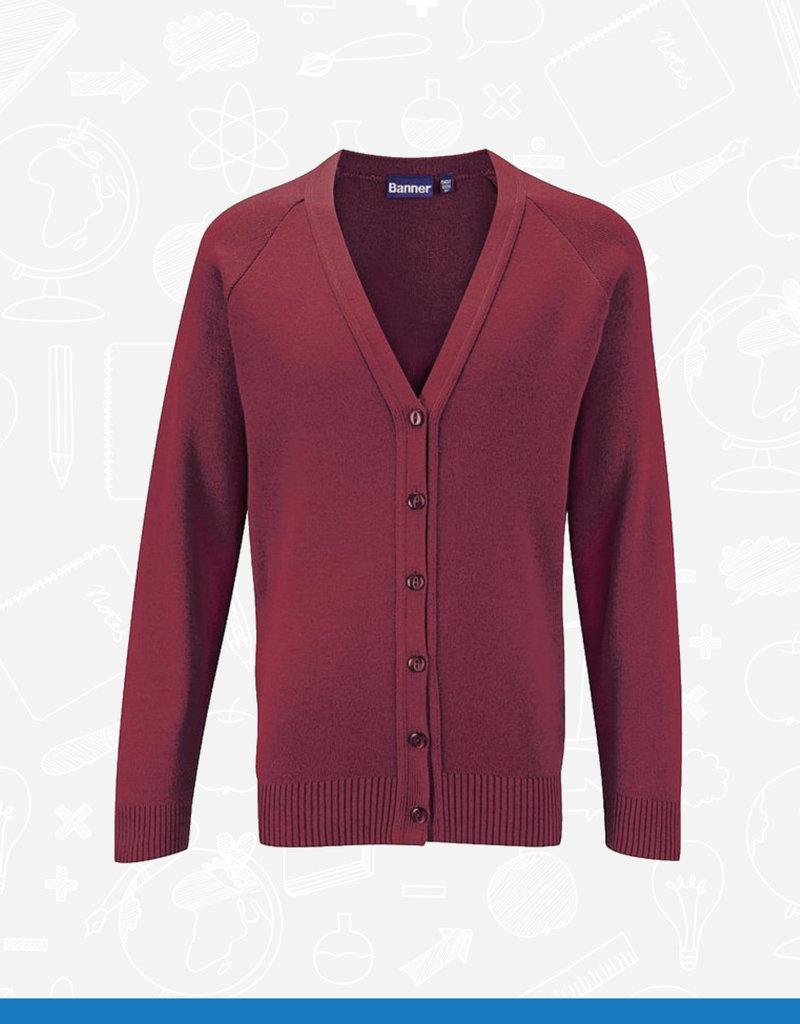 Banner Cotton/Acrylic Cardigan (1WQ) (BAN)