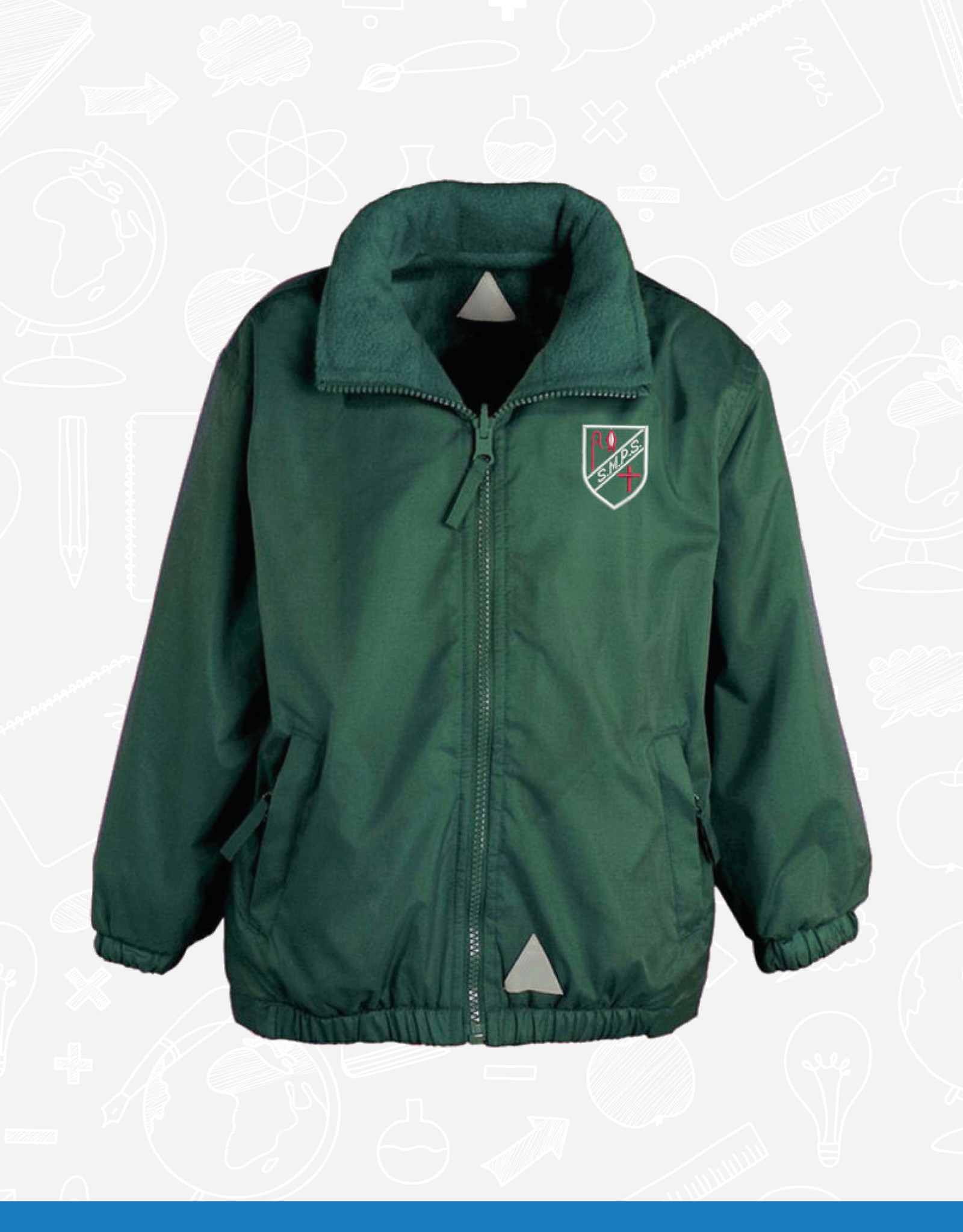 Banner St Malachy's Primary Jacket (3JM)
