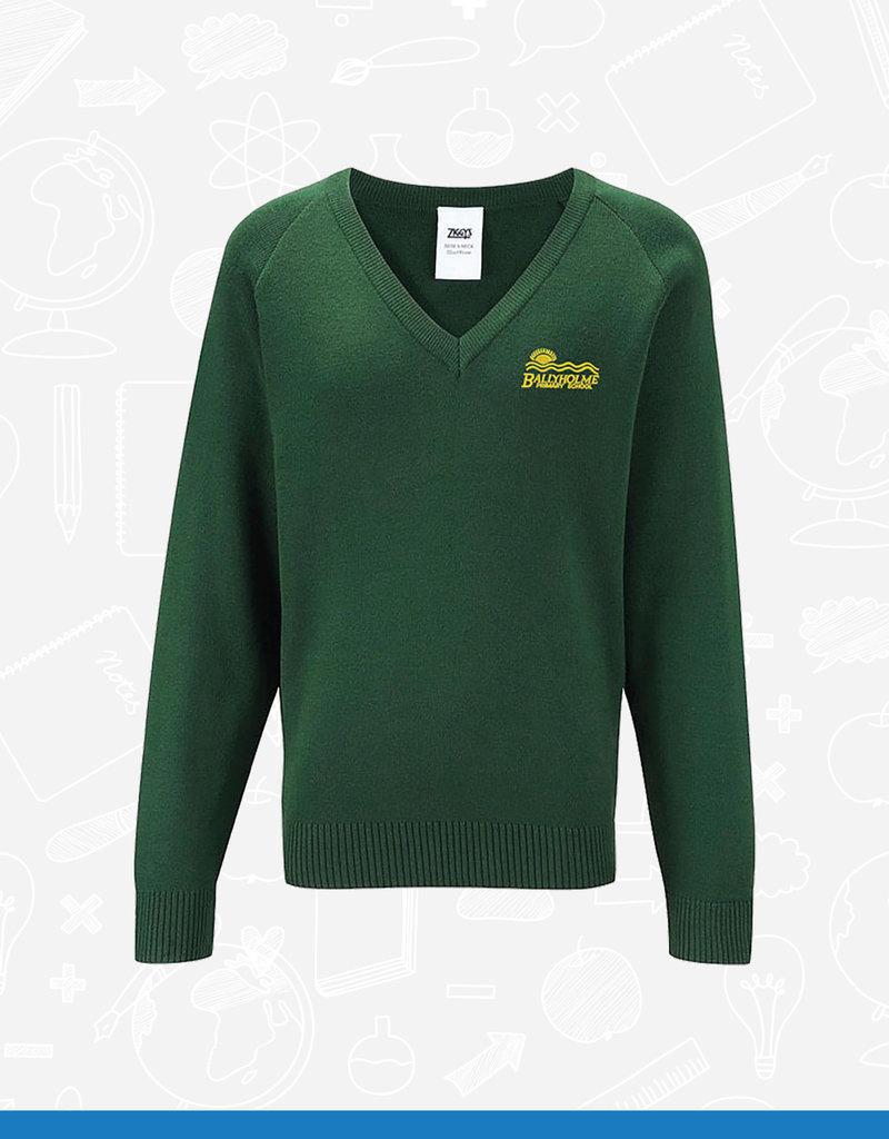 Banner Ballyholme Primary V-Neck Sweater (1WP)