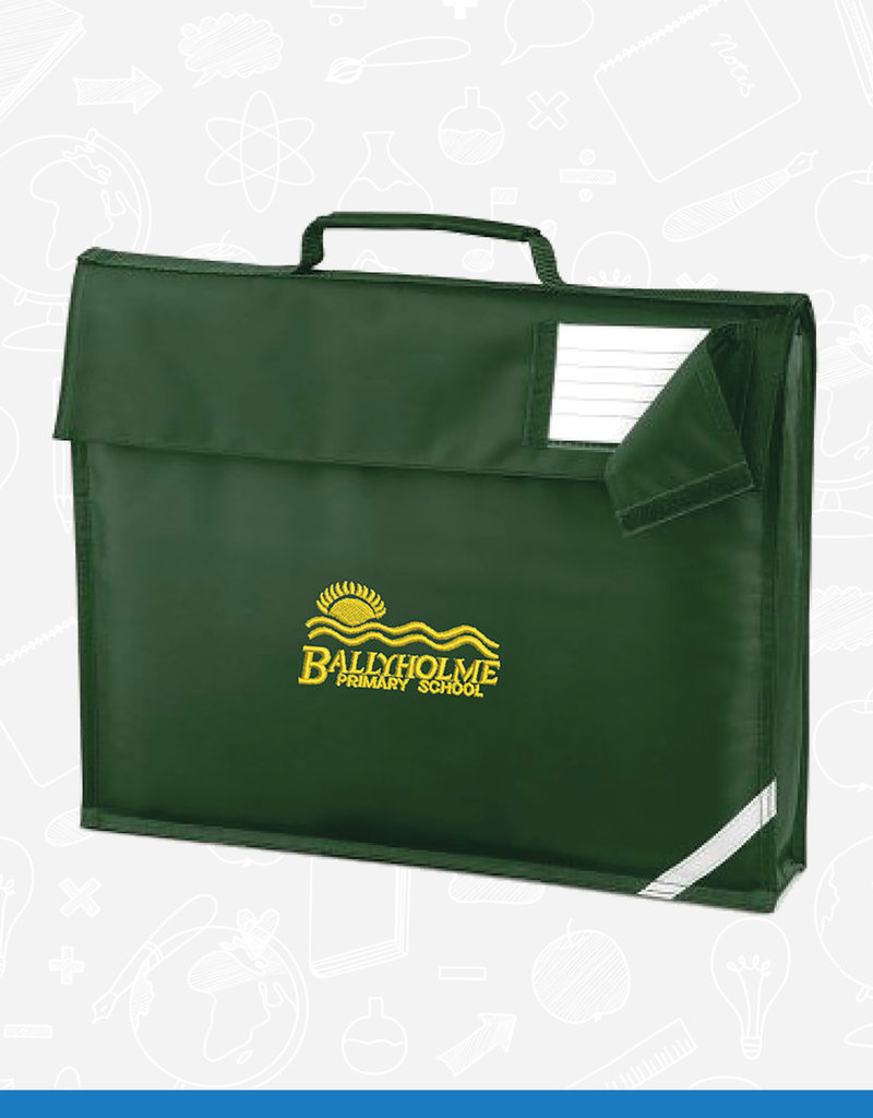 Quadra Ballyholme Primary Book Bag (QD51)