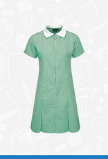 Banner Avon Zip Gingham Dress (913104) (BAN)
