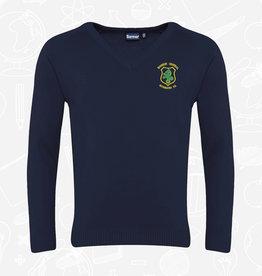 Banner Bangor Central V-Neck Sweater (1WW)