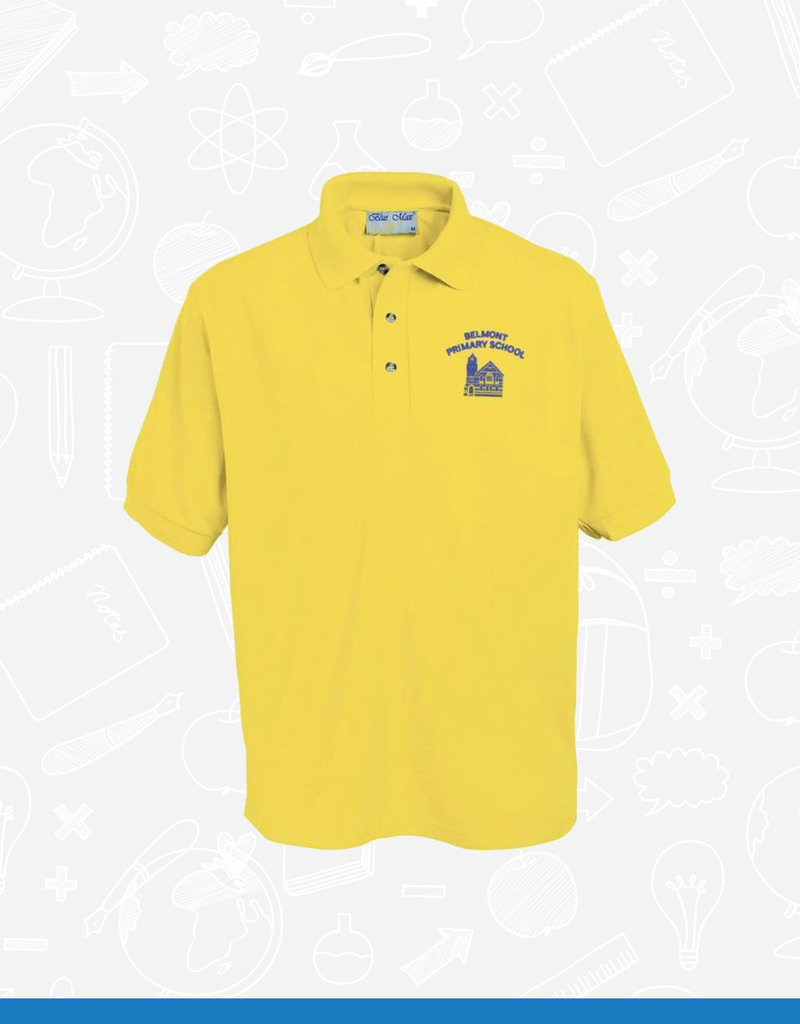 Banner Belmont Primary Polo (3PP)