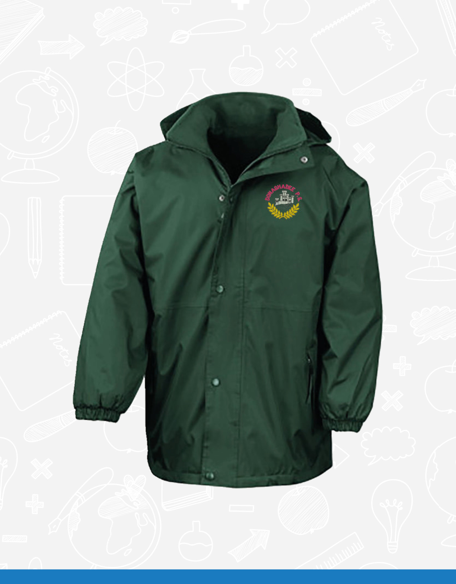 Result Donaghadee Primary Jacket - Adult Sizes (RS160)
