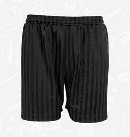 Banner Shadow Stripe Shorts (3BS) (BEL)