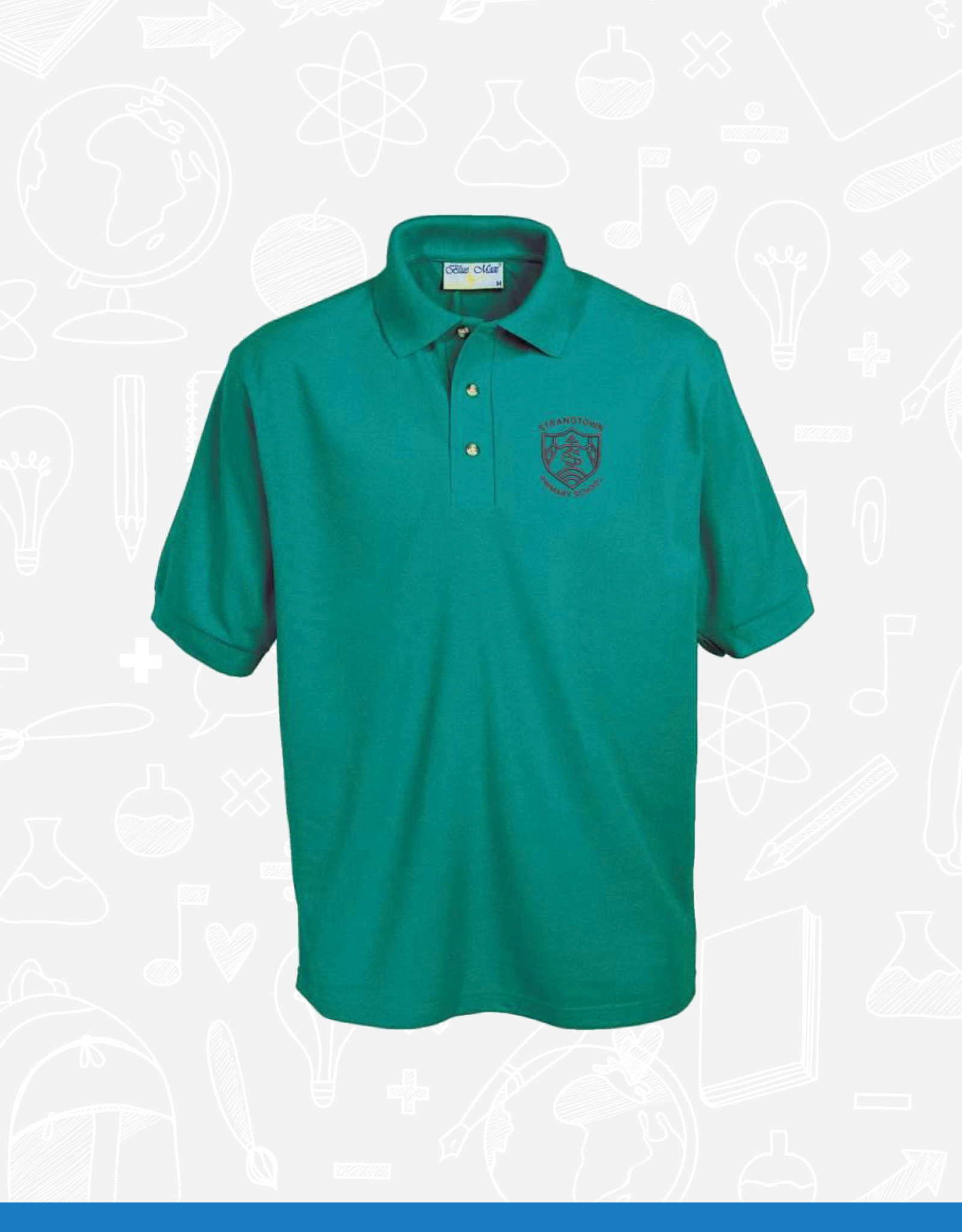 Banner Strandtown Primary Summer Polo  (3PP)