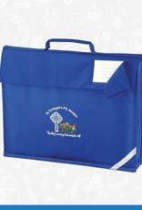 Quadra St Comgall's Primary Book Bag (QD51)