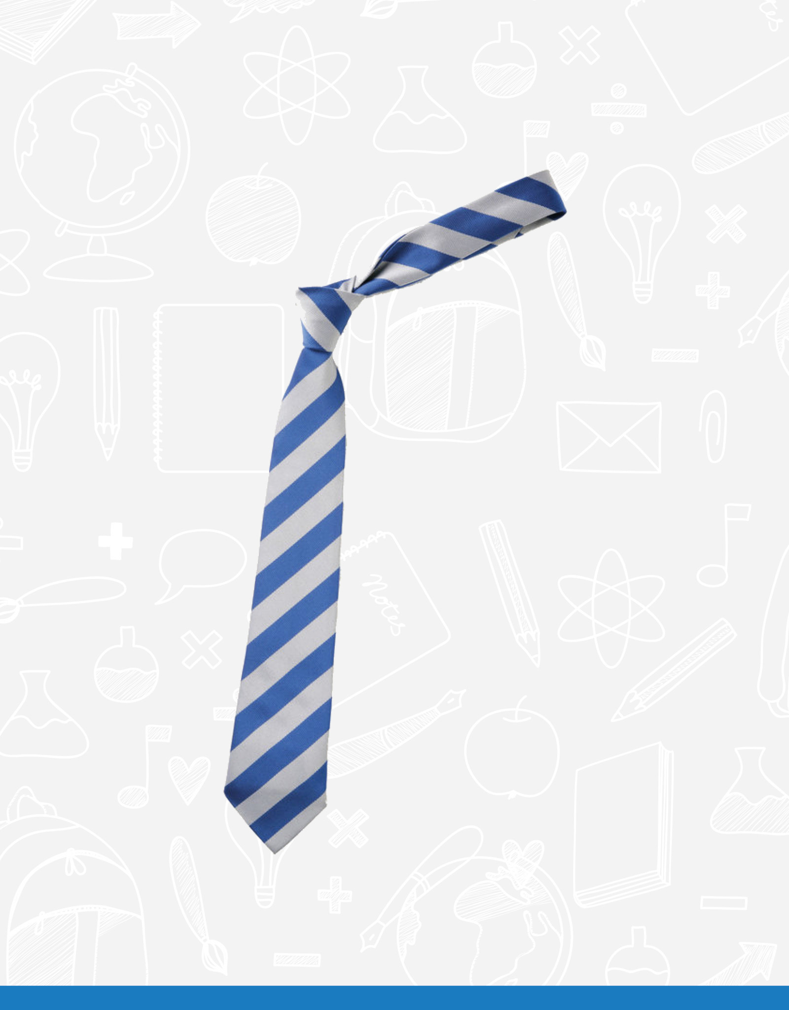 TSW Ties St Comgall's Primary Tie (BS5045)