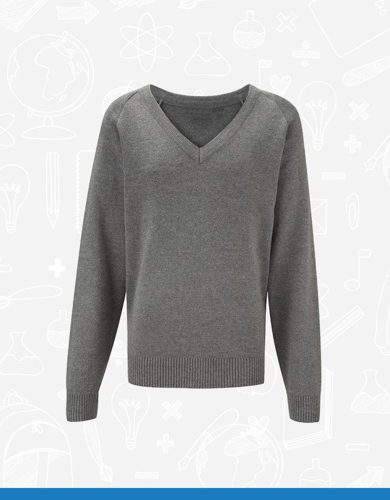 Banner Cotton/Acrylic V-Neck (1WP) (BAN)