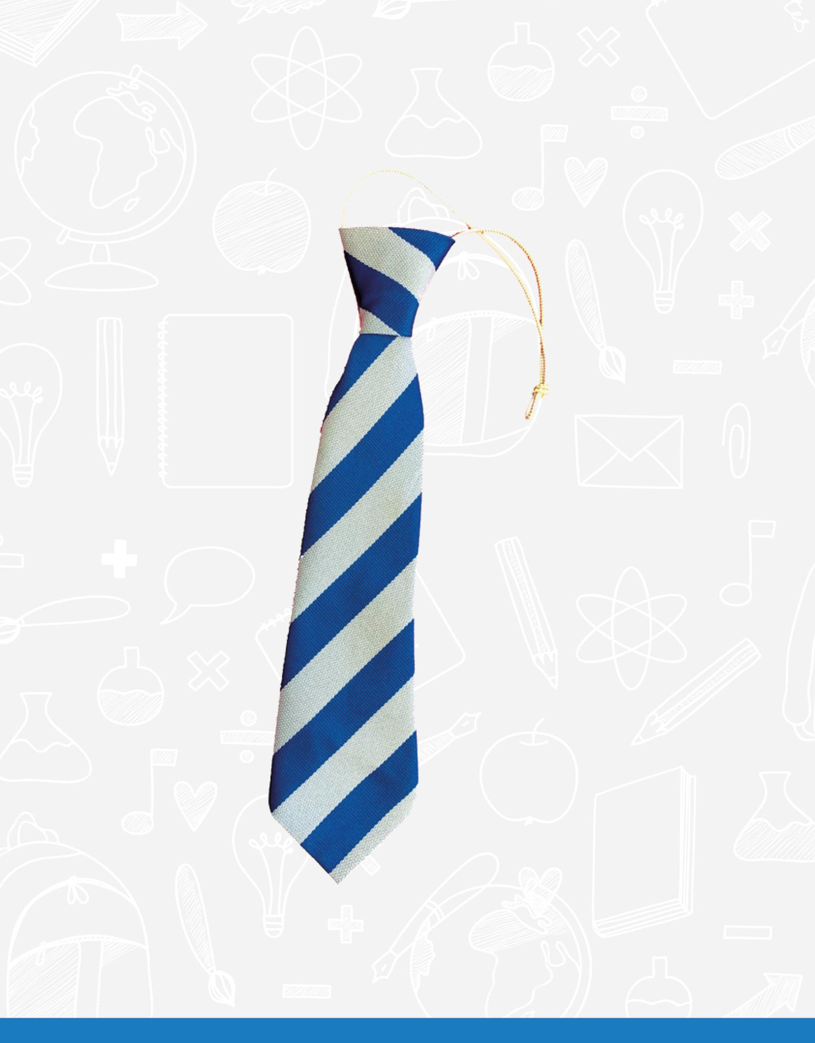 TSW Ties Killard House Elasticated Tie (BS50EL)