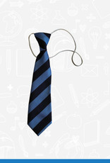 TSW Ties Grange Park Elasticated Tie (BS76EL)
