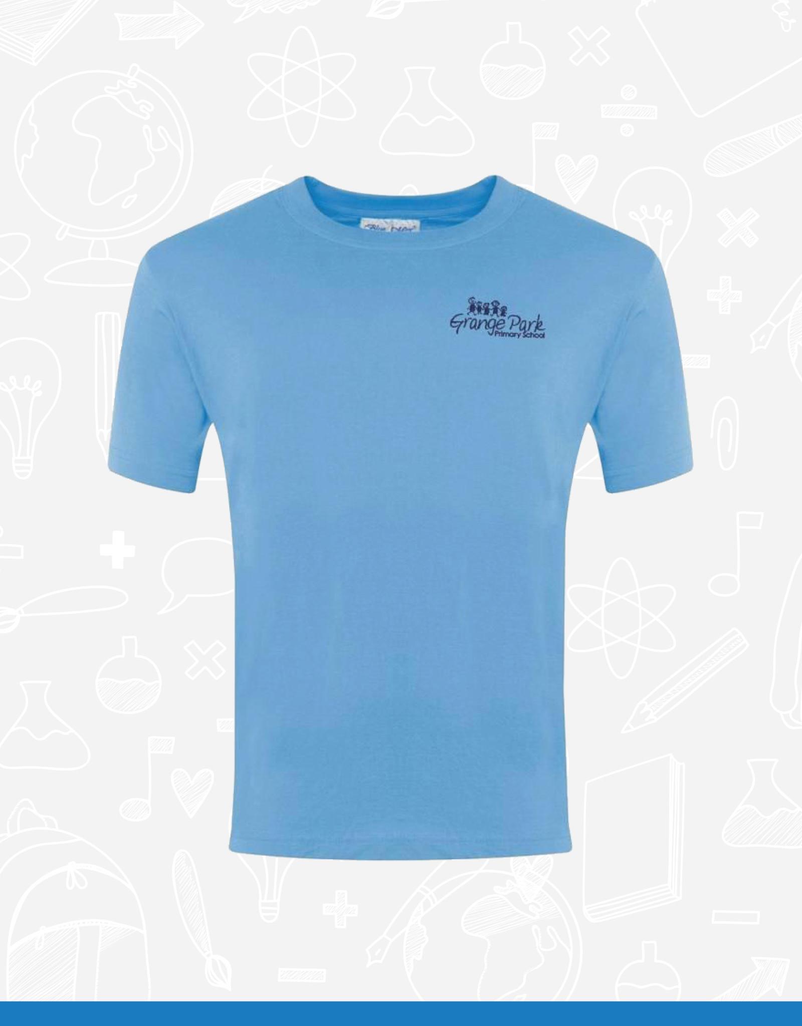 Banner Grange Park Primary PE T-Shirt (P1-P4 Only) (3TC)