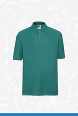 Jerzees Kids Poly/Cotton Piqué Polo Shirt (539B)