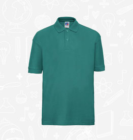 Jerzees Kids Poly/Cotton Piqué Polo Shirt (539B)
