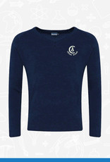 Banner Clifton School  V-Neck Sweater (1WP)