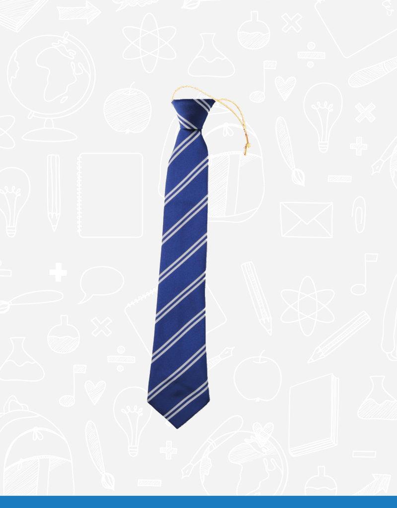 TSW Ties Clifton School Elasticated Tie (DS130EL)