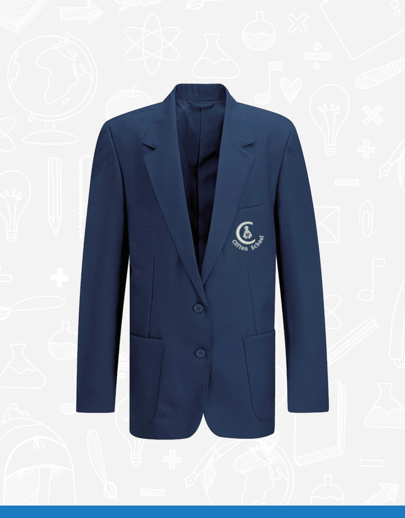 Banner Clifton School Girls Blazer (1UB)