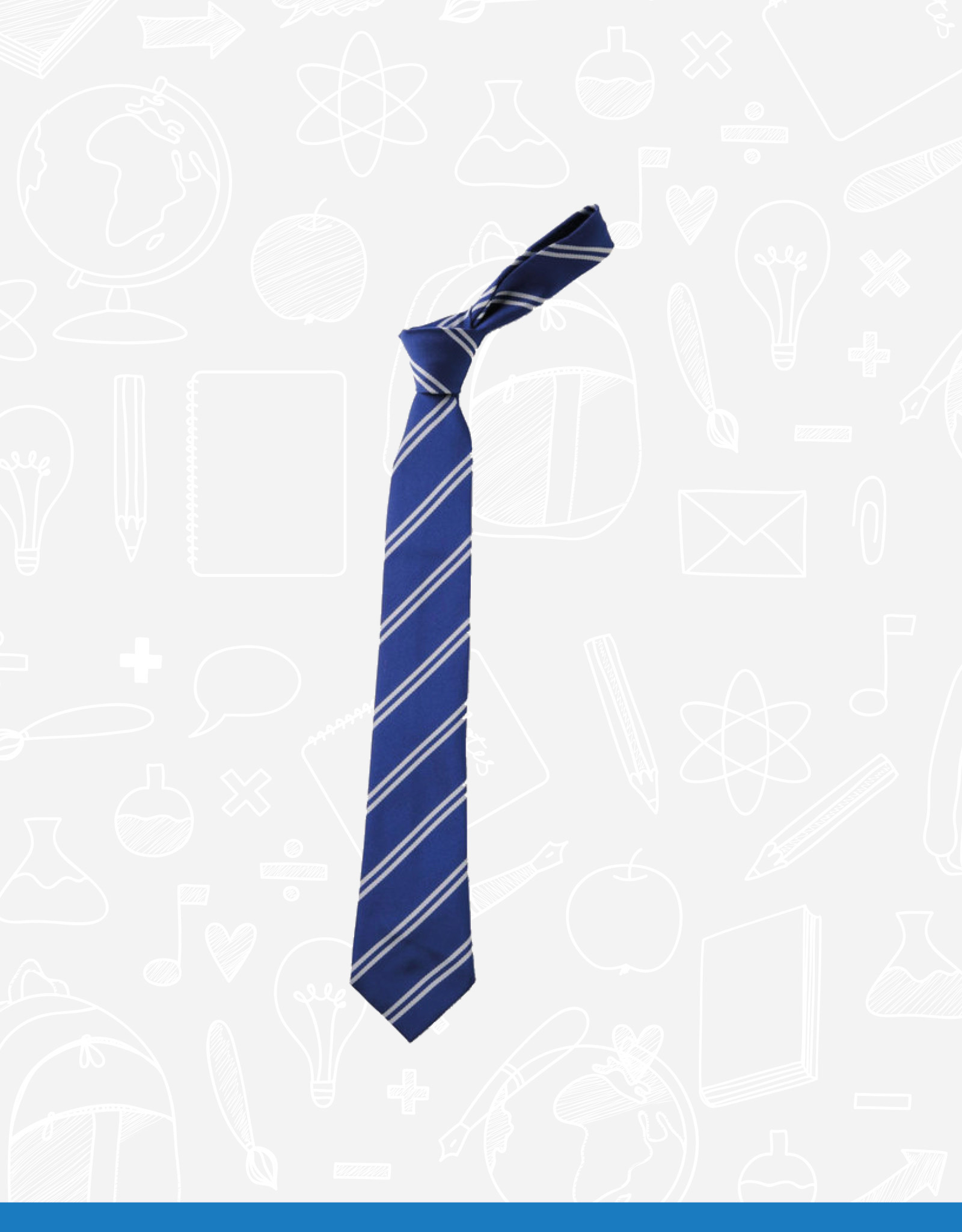 TSW Ties Clifton School Tie (DS13045)