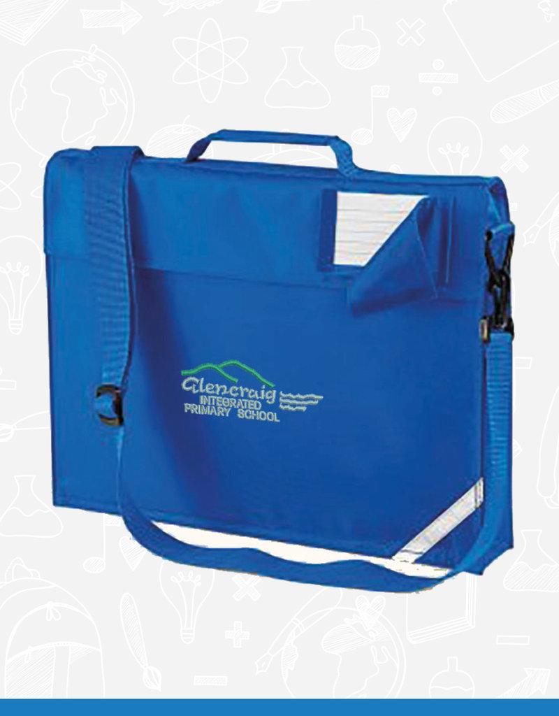 Quadra Glencraig IPS Book Bag (QD457)