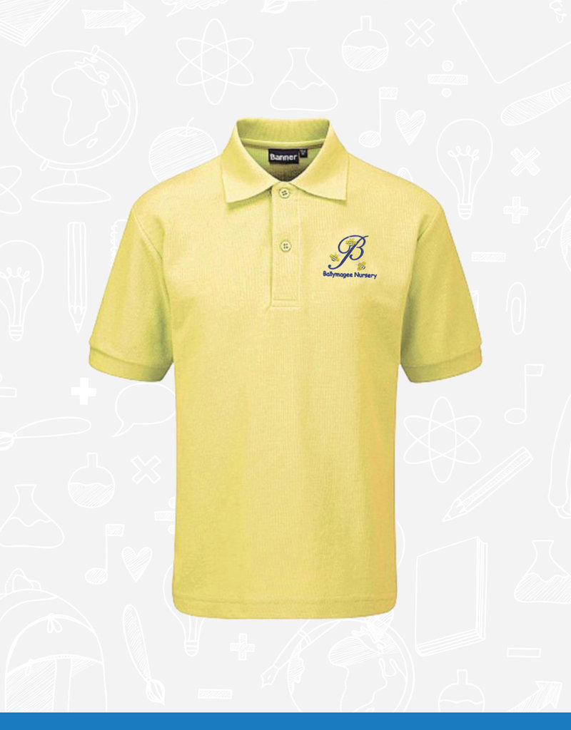 Banner Ballymagee Nursery Polo Shirt (3PM)