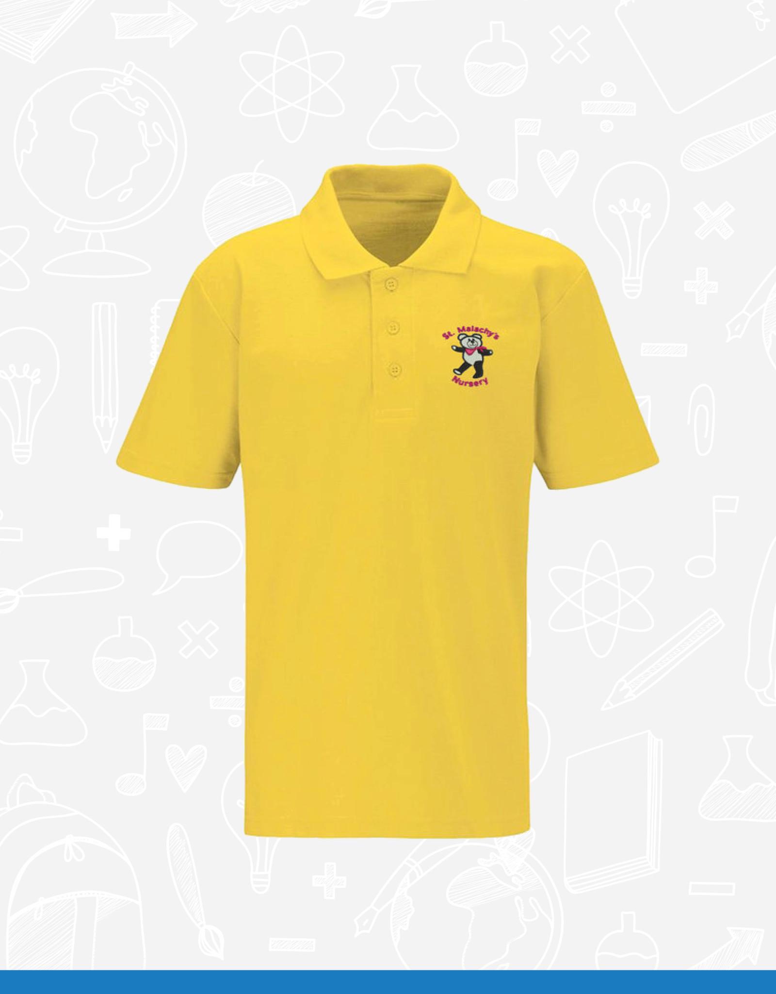 Banner St Malachy's Nursery Polo Shirt (3PC)
