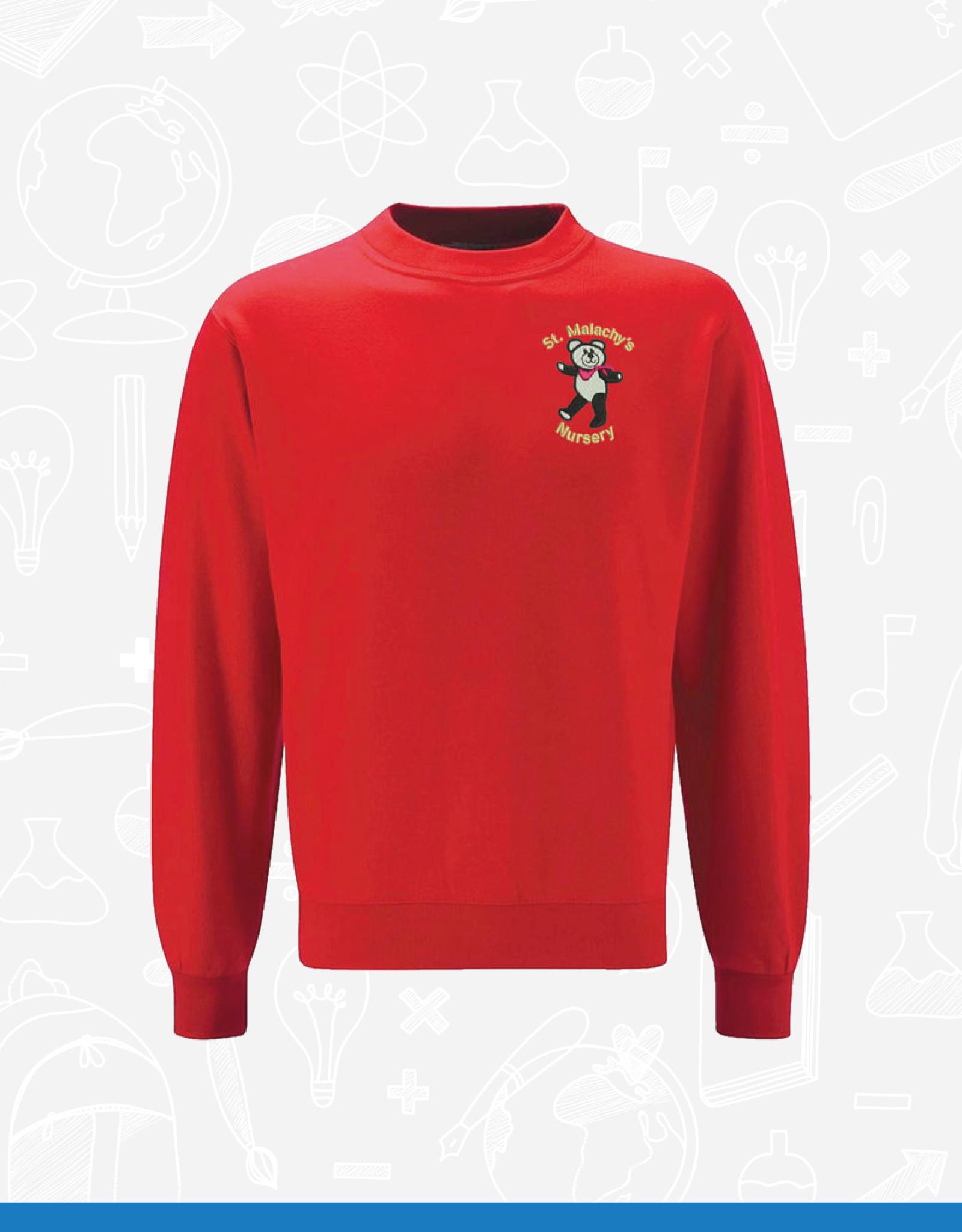 DT St Malachy's Nursery Sweatshirt (DT)