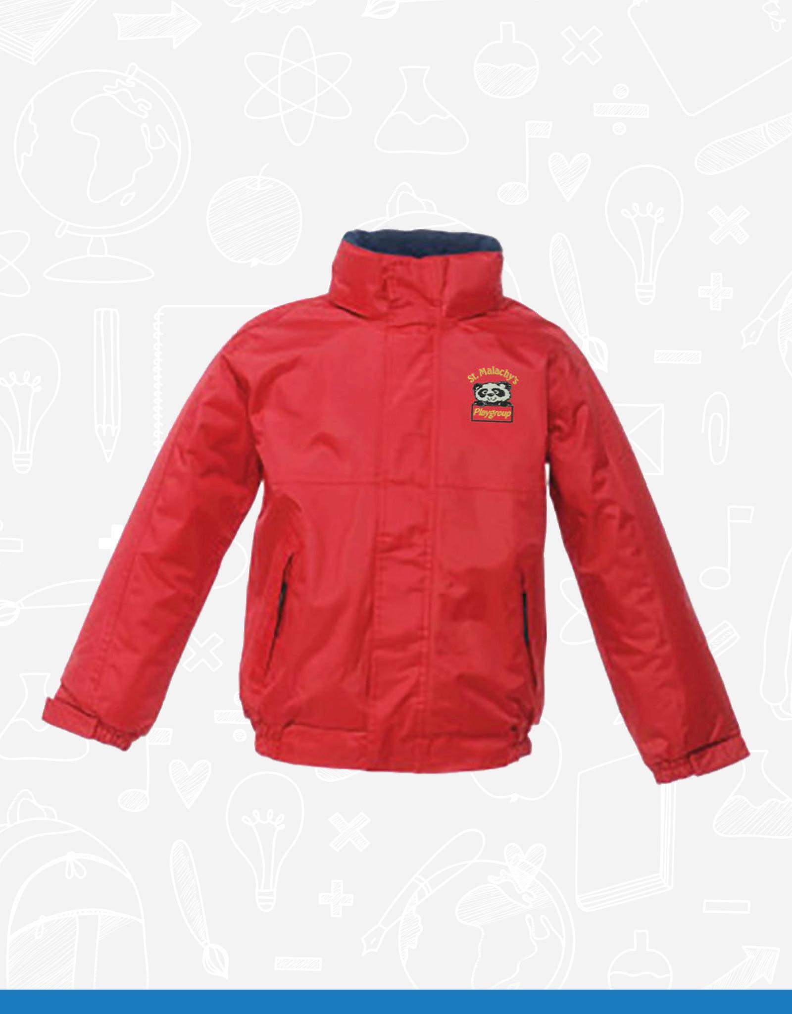 St Malachy's Playgroup Jacket (RG244)
