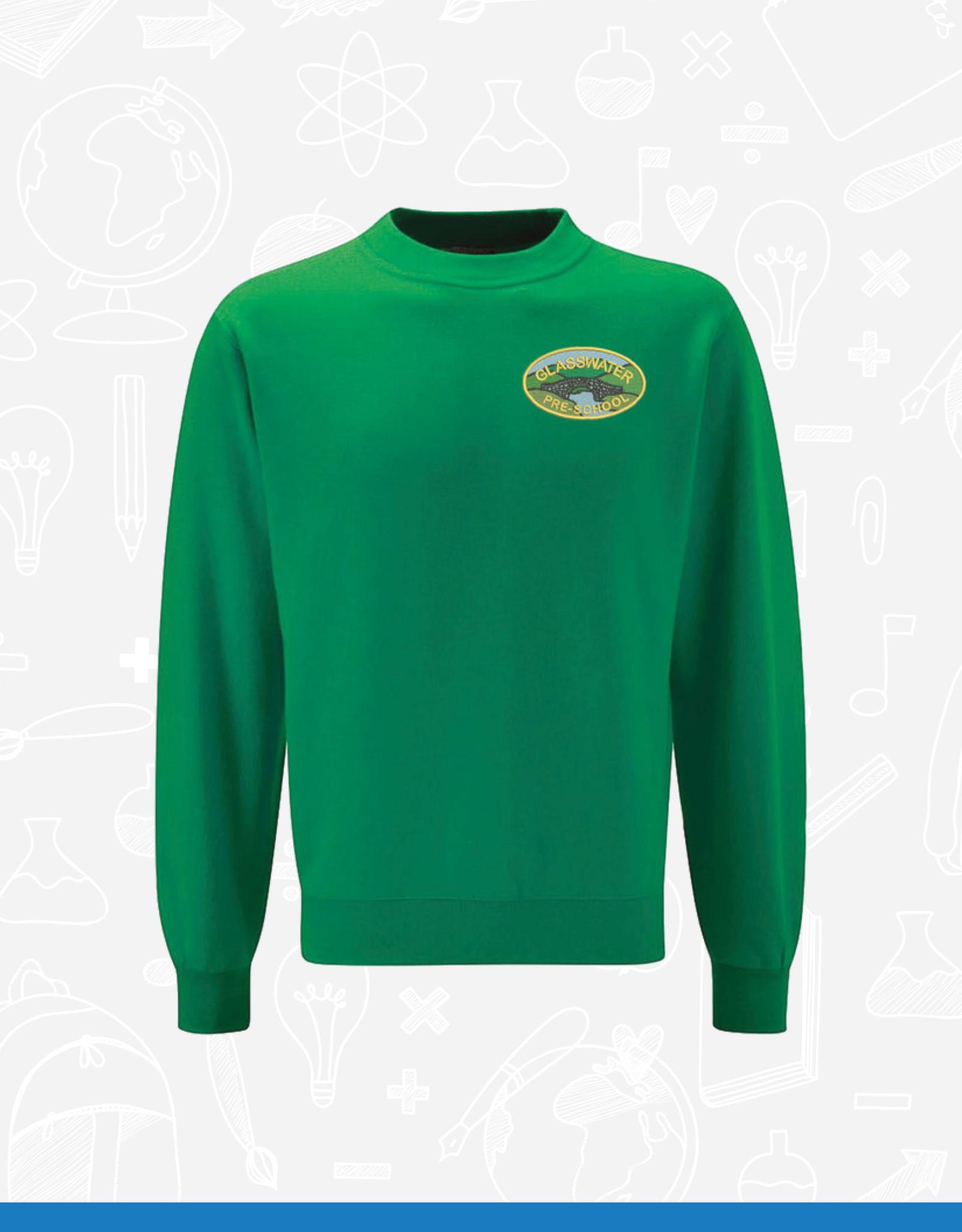 Banner Glasswater Pre-School Sweatshirt (3SD)