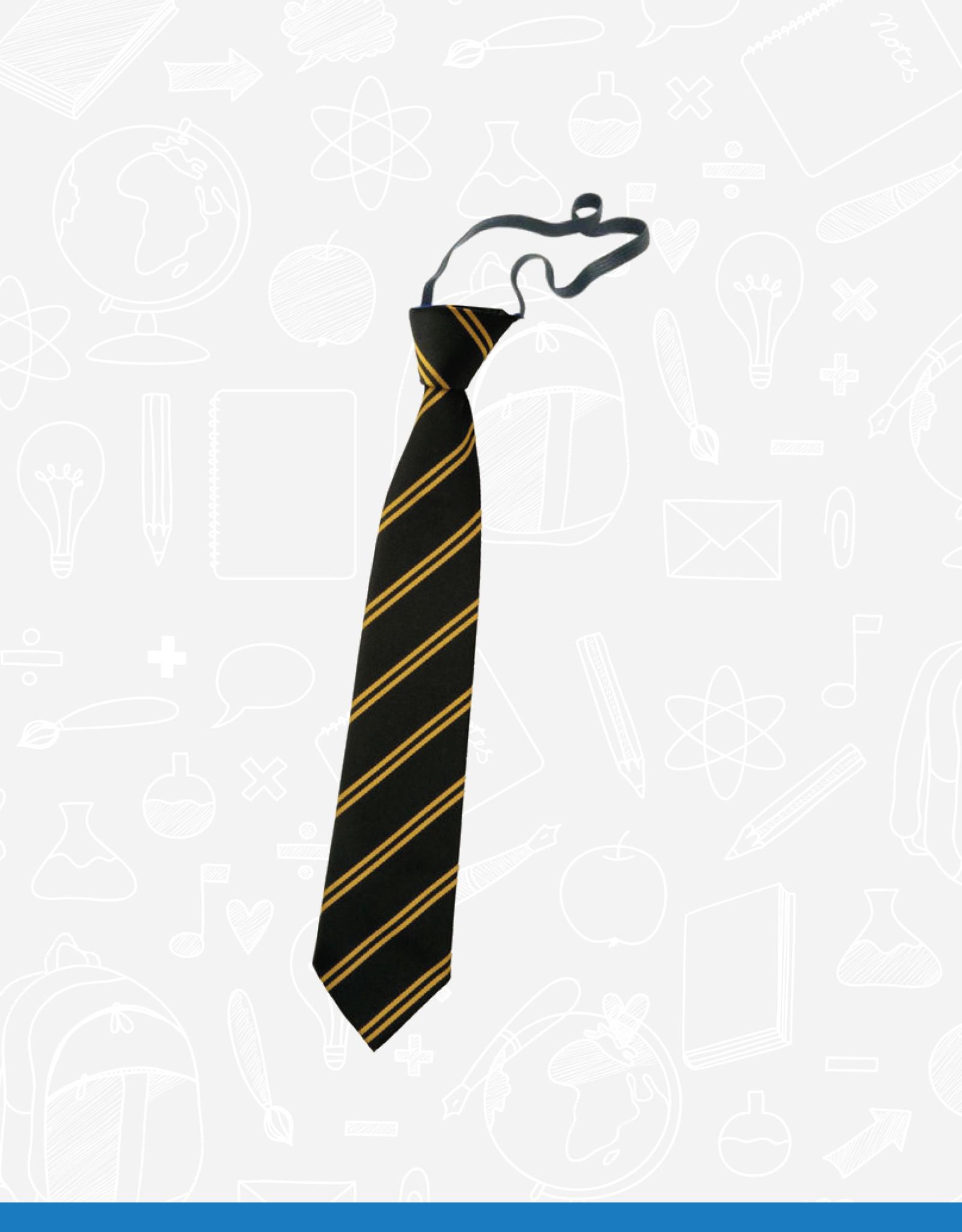 William Turner Glasswater Elasticated Tie (DS122EL)
