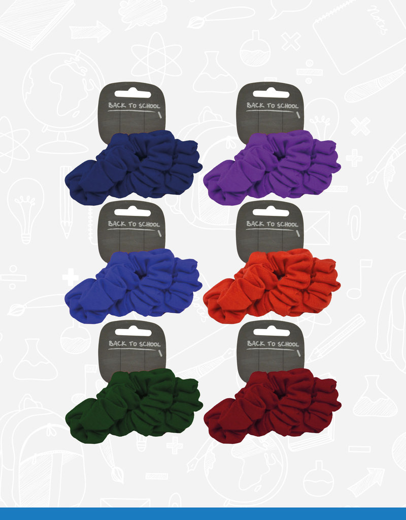 TSW Ties 3 Pack Scrunchie (DS0014)