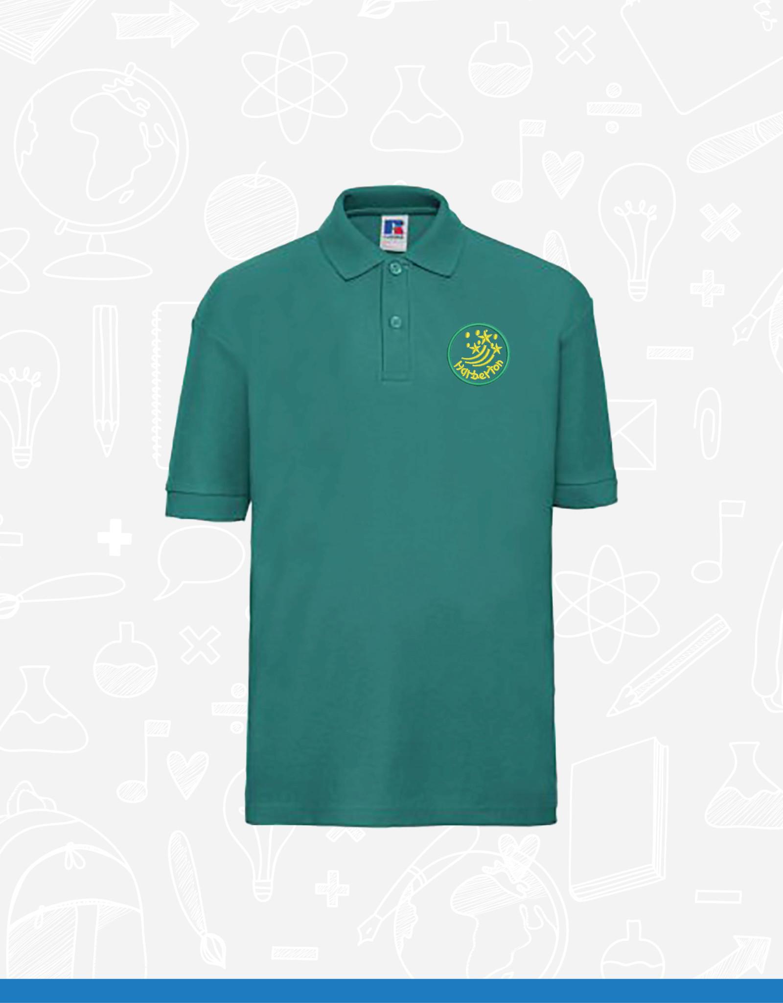 Jerzees Harberton Polo Shirt (539B)