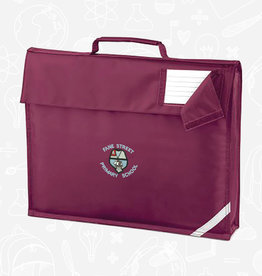 Quadra Fane Street Primary Book Bag (QD51)