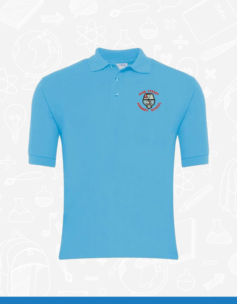 Banner Fane Street Primary Polo Shirt (3PP)