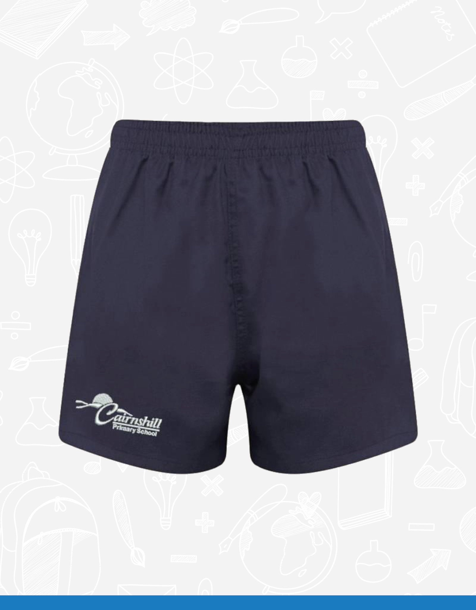 Aptus Cairnshill Primary PE Shorts (112318)