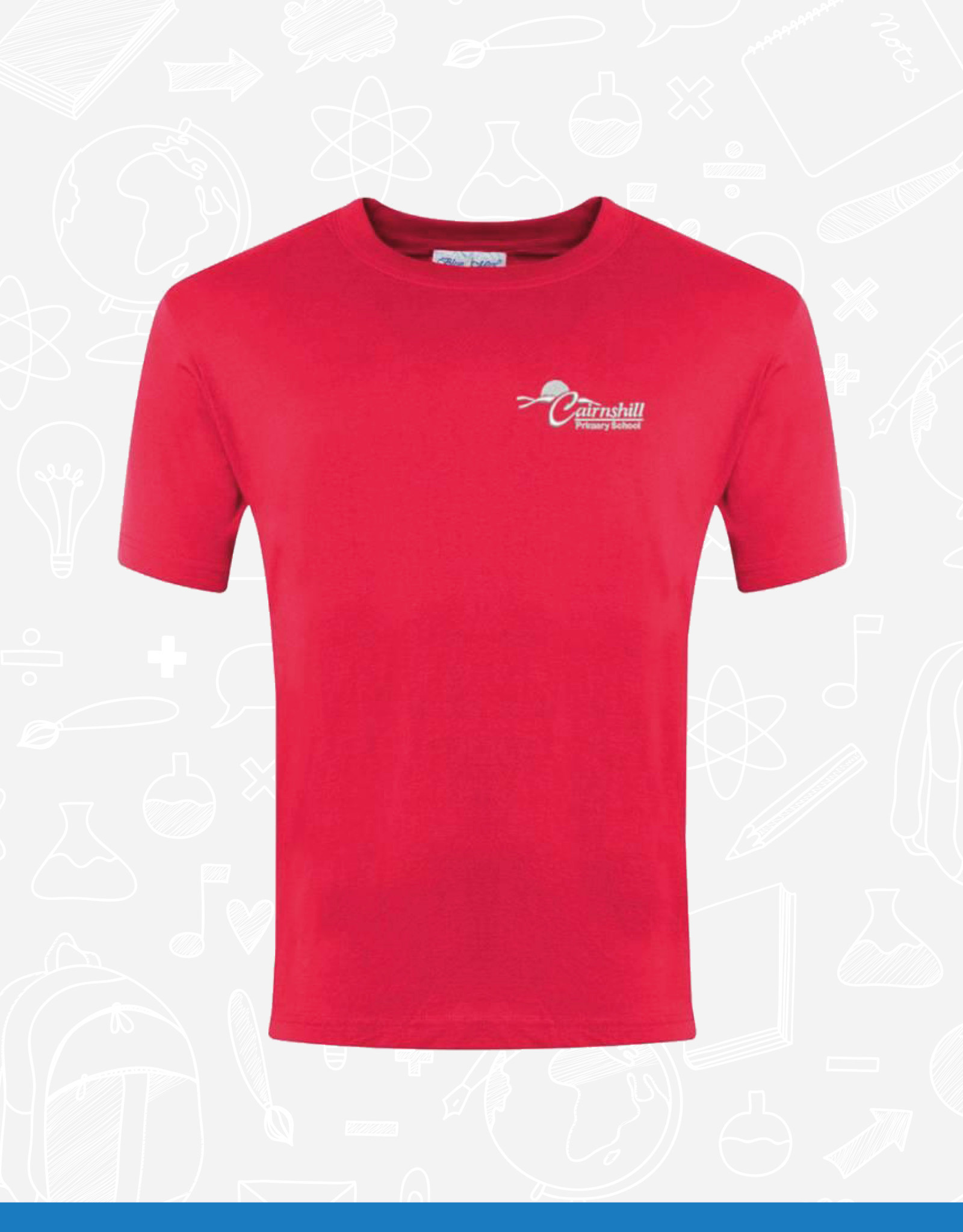 Banner Cairnshill Primary PE T Shirt (3TC)