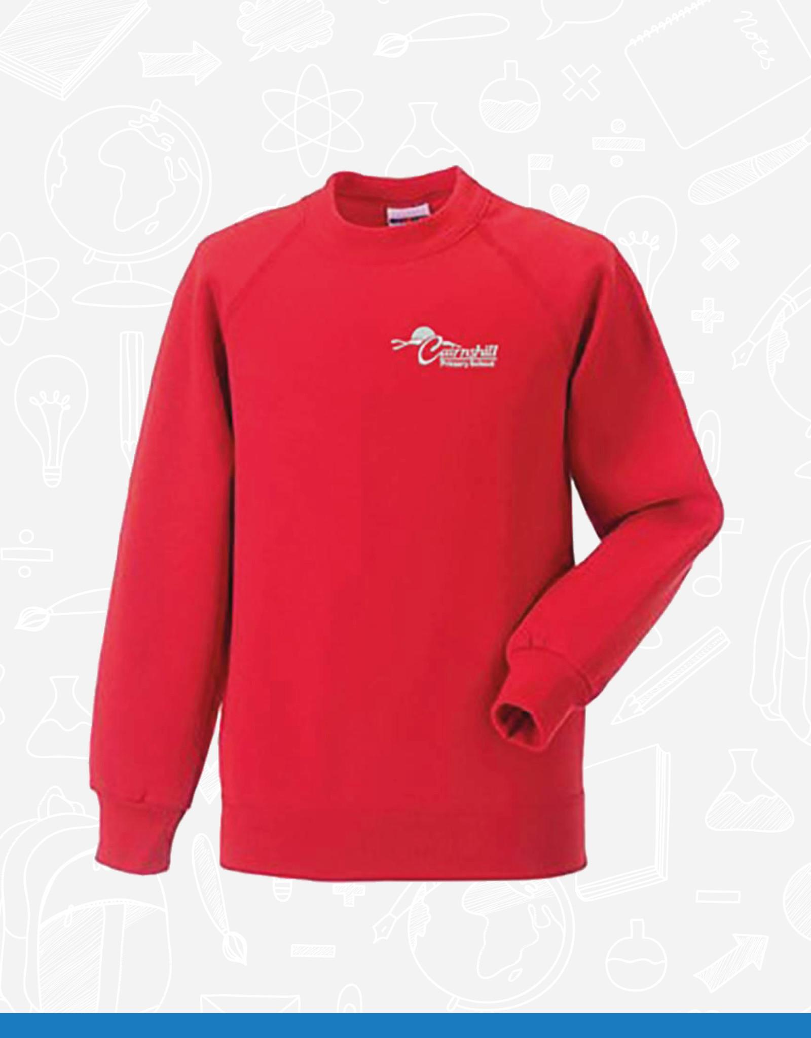 Jerzees Cairnshill Primary Sweatshirt (762M)