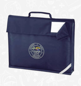 Quadra Cregagh Primary  Book Bag (QD51)