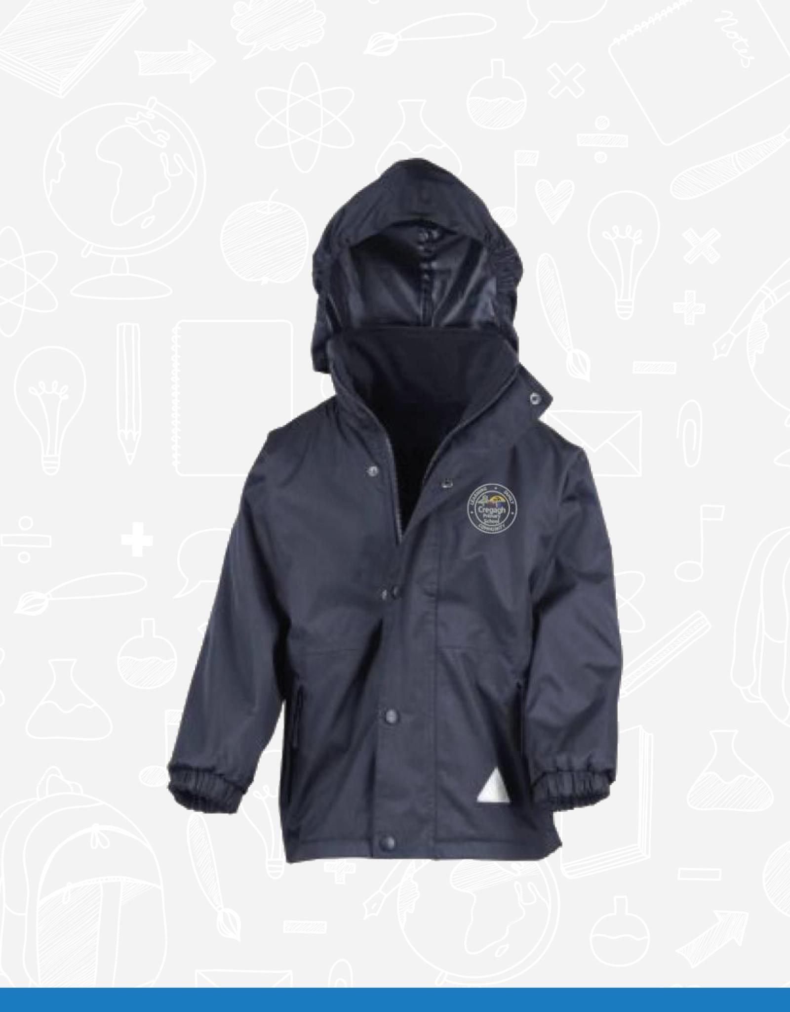 Result Cregagh Primary  Waterproof Jacket (RS160)